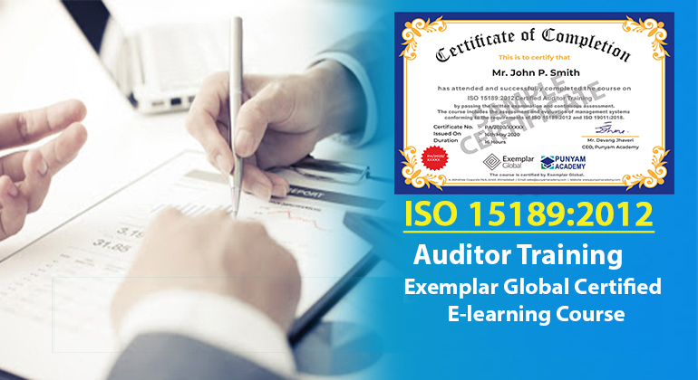 ISO 15189 Certified Internal Auditor Training
