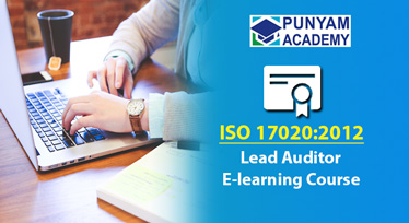 ISO/IEC 17020 Lead Auditor Training