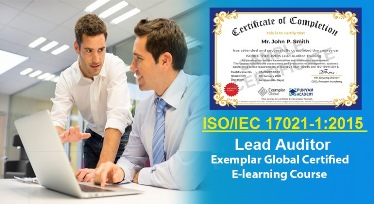 ISO/IEC 17021-1:2015 Lead Auditor Training