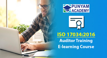 ISO 17034 Internal Auditor - Online Course