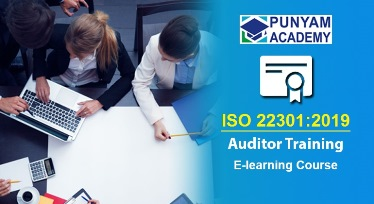 ISO 22301 Auditor - Online Course