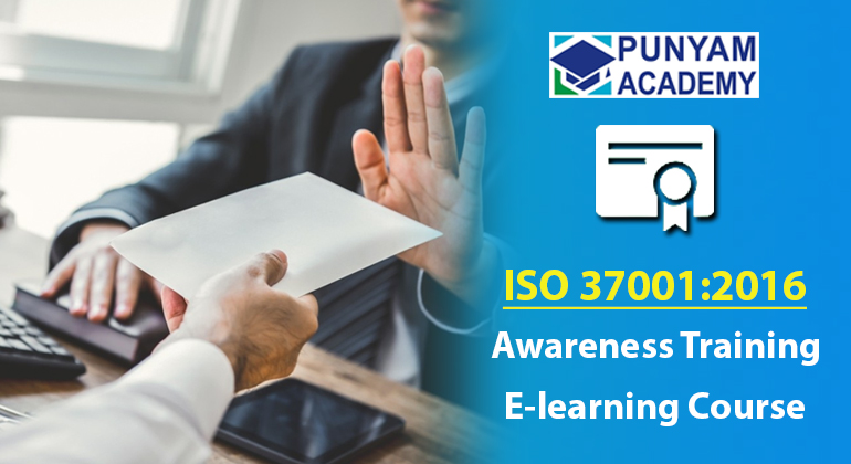 ISO 37001 Awareness Training - Online Course