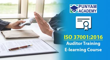 ISO 37001:2016 Lead Auditor Training