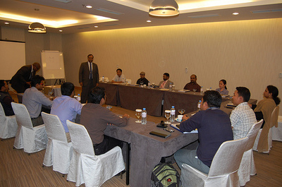 Successfully Completed ISO/IEC 17025 Training at Doha, Qatar