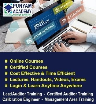 Why ISO Auditor Courses at Punyam Academy
